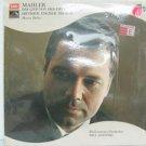 MURRAY DICKIE usa LP MAHLER DAS LIED VON DER ERDE Classical EMI excellent