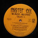 MISTER CEE usa LP BLAZIN BLENDS VOLUME 6 Dj BIG DAWG PITBULLS