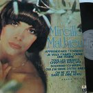 MIREILLE MATHIEU latin america LP TORNERO French ARIOLA