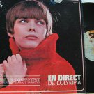 MIREILLE MATHIEU latin america LP EN DIRECT DE L'OLYMPYA Vocal BARCLAYS