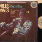 MILES DAVIS usa LP KIND OF BLUE Jazz IN SHRINK WRAP COLUMBIA excellent
