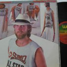 MIKE RUTHERFORD latin america LP ACTING VERY STRANGE Rock LABEL IN SPANISH TOO W