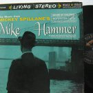 MIKE HAMMER usa LP MUSIC FROM MICKEY SPILLANE Jazz RCA