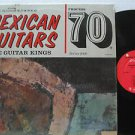 MEXICAN GUITARS latin america LP THE GUITAR KINGS TIME