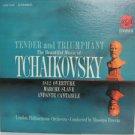 MASSIMO FRECCIA usa LP TCHAIKOVSKY MUSIC Classical RCA excellent