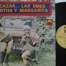 MARTHA Y MARGARITA colombia LP A CAZAR LAS EMES Latin FM
