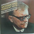 MAKSIM SHOSTAKOVICH usa LP SHOSTAKOVICH SYMPHONY N.15 Classical ANGEL excellent