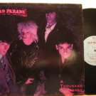 MAD PARADE usa LP A THOUSAND WORDS Rock BYO excellent