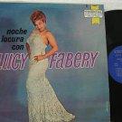 LUCY FABERY latin america LP NOCHE DE LOCURA CON TROPICAL