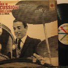 LOUIS BELLSON usa LP AROUND THE WORLD IN PERCUSSION Jazz FOLDOUT ROULETTE