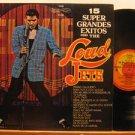 LOUD JETS mexico LP ELVIS PRESLEY/15 SUPER GRANDES EXITOS Rock SPANISH PRINT EST