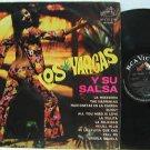 LOS VARGAS latin america LP Y SU SALSA RCA-VICTOR