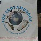 LOS TROTAMUNDOS latin america LP S/T SELF SAME UNTITLED SONORADIO
