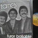 LOS TITANES latin america LP FUROR BAILABLE FUENTES