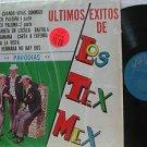 LOS TEX MEX latin america LP LOS ULTIKMOS EXITOS DE LOS TEX MEX PUCHITO