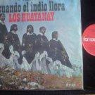 LOS HUAYANAI LP CUANDO EL INDIO FOLKLORE ANDINO COLOMBIA
