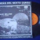 WALDO BELLOSO LP DANZAS DEL SEXTO CURSO  ARGENTINA_4572