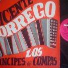 VICENTE ORREGO LP Y LOS PRINICIPES PARAGUAY  ARGENTINA_