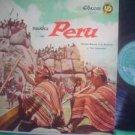 VICENTE BIANCHI  FOLK ANDINO LP MUSICA DEL P ARGENTINA_