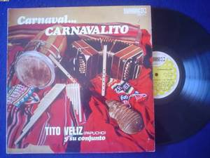 TITO VELIZ LP CARNAVAL BOLIVIA ARGENTINA_44962