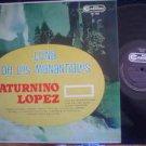 SATURNINO LOPEZ LP LUNA DE LOS FOLK  ARGENTINA_22649