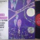 SALINAS-ARISTIDES VALDEZ LP LA MUSICA DE PARAGUAY ARGEN
