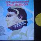RAUL BORDON LP SOLO GUITARRA FOLKLORE  ARGENTINA_48825