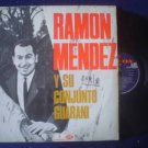 RAMON MENDEZ LP VOL 4 PARAGUAY FOLK ARGENTINA_45686