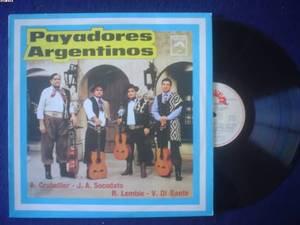 PAYADORES ARGENTINOS LP FIGUEROA REYES-FIERRO  ARGENTIN
