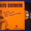 PAITO GUERRERO LP ALTO VOLTAJE FOLKLORE  ARGENTINA_4566