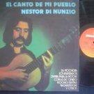 NESTOR DI NUNZIO LP EL CANTO DE ARGENTINA_48975