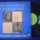 MARIAN FARIAS GOMEZ LP + CHANGO FOKLORE  ARGENTINA_2437