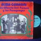 LUIS A DEL PARANA LP ALMA GUARANI URUGUAY_47201