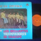 LUCAS ORTEGA LP TRIUNFADORES PARAGUAY  ARGENTINA_21647