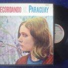 LOVERA-TRIO PARANA  PARAGUAY 3  LP RECORDANDO ARGENTINA
