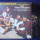 LOS ZORZALES LP CANTAN CHALCHALEROS FOLK  ARGENTINA_233