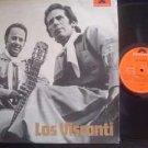 LOS VISCONTI LP ANDATE FOLK  ARGENTINA_23276