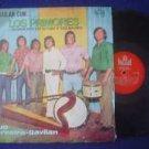 LOS PRIMORES LP DUO FERREIRA-GAVILAN  PARAGUAY _29122