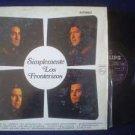 LOS FRONTERIZOS LP SIMPLEMENTE STEREO ARGENTINA_22506