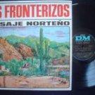 LOS FRONTERIZOS LP PAISAJE NORTENO ARGENTINA 22515