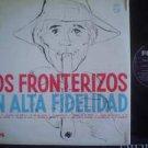 LOS FRONTERIZOS LP EN ALTA FIDELID ARGENTINA 41786