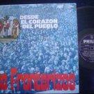 LOS FRONTERIZOS LP DESDE EL CORAZON FOLK  ARGENTINA_224
