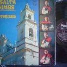 LOS FRONTERIZOS 2LP DE SALTA VENIMOS  ARGENTINA_22519