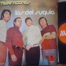 LOS DEL SUQUIA LP TRIUNFADORES ARGENTINA_45563
