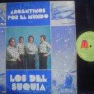 LOS DEL SUQUIA LP ARGENTINOS POR ARGENTINA 22449