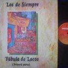 LOS DE SIEMPRE LP FABULA DE LOCOS FOKL ARGENTINA_22436