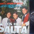 LOS DE SALTA LP DESDE EL CORAZON FOLKLORE  ARGENTINA_45