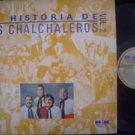 LOS CHALCHALEROS LP LA HISTORIA 2 ARGENTINA_56974
