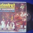 LOS CHALCHALEROS LP ADENTRO ARGENTINA_22299