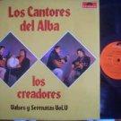 LOS CANTORES DEL  ALBA LP VALSES 5 ARGENTINA_22285